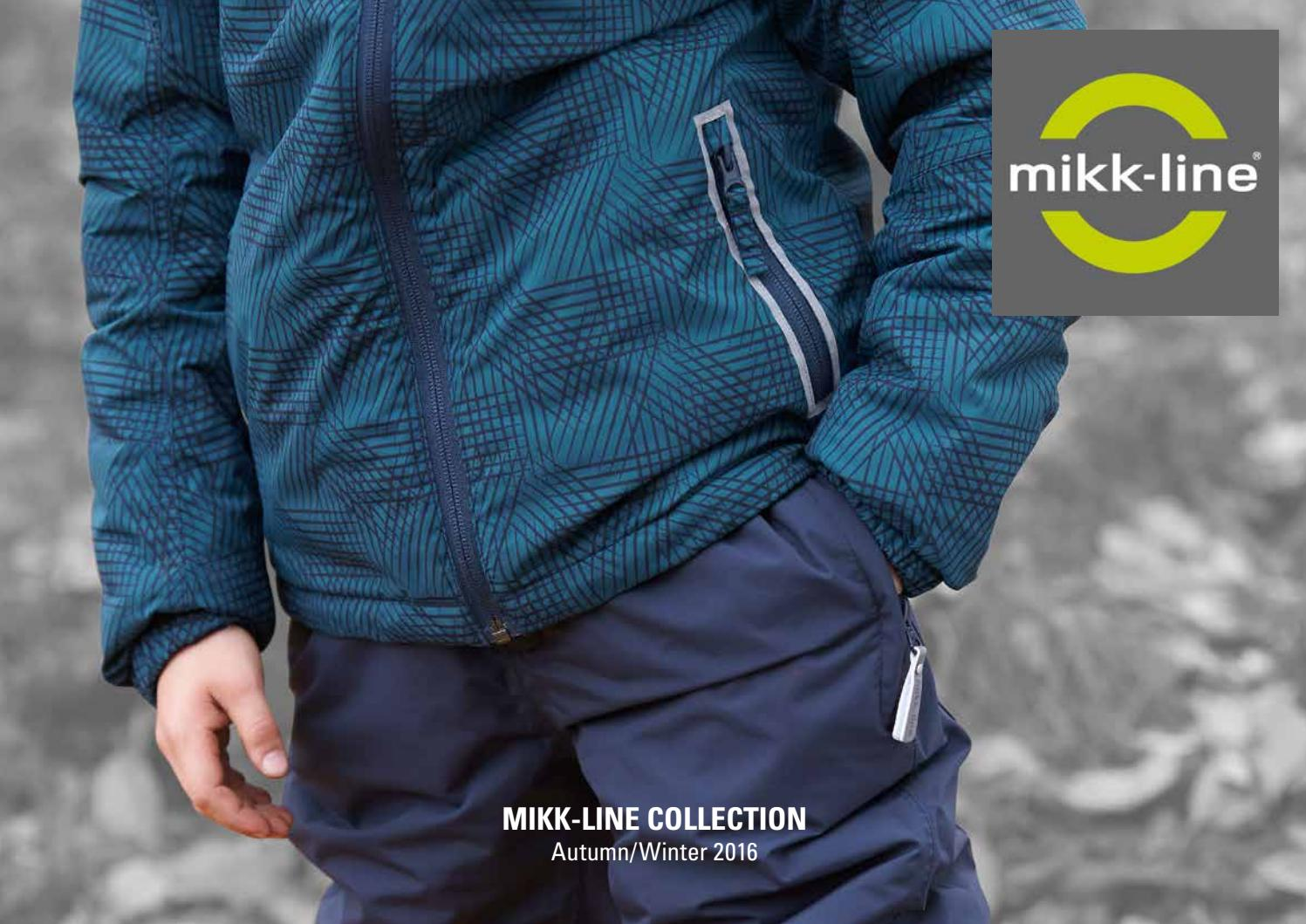 Mikk-Line coll AW16 by MELTON A S - issuu 863dc73b2e1