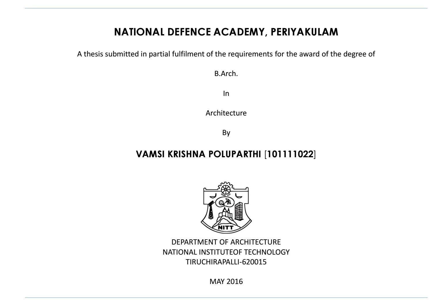 Phd thesis on agriculture