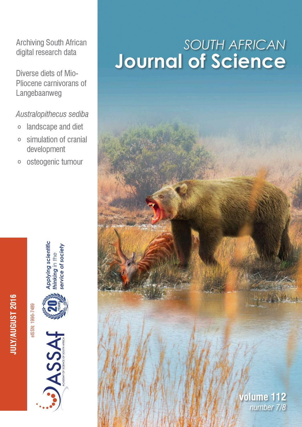 South african journal of science volume 112 issue 78 by south south african journal of science volume 112 issue 78 by south african journal of science issuu fandeluxe Choice Image