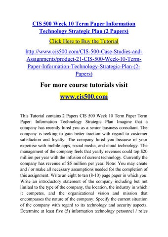 research paper topics for information technology