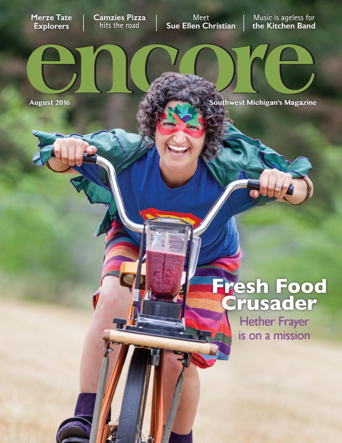 Encore August 2016 By Encore Magazine Issuu