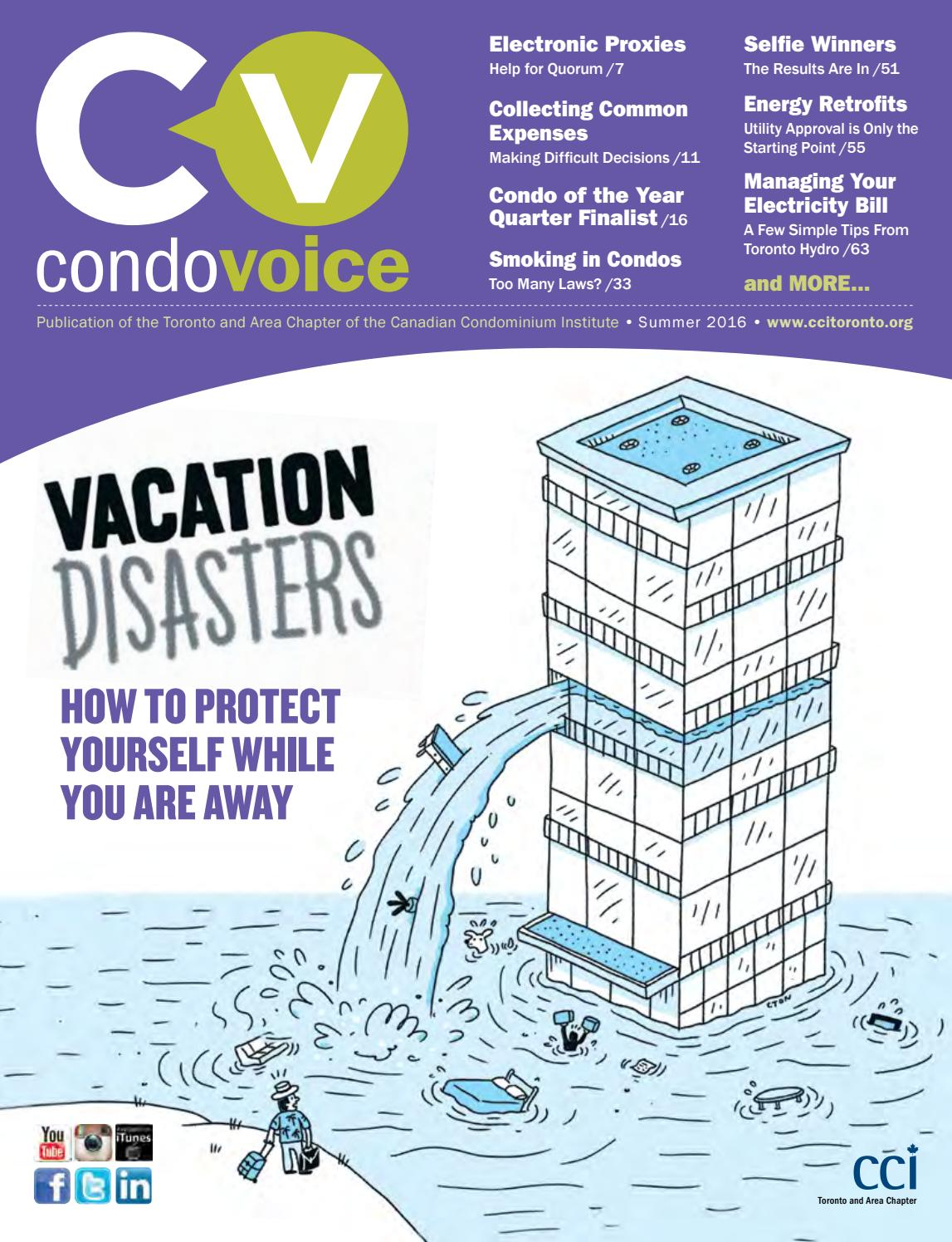 CCI-T condovoice summer 2016 by LS Graphics - issuu