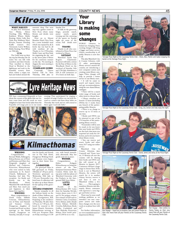 Our News - Kilmacthomas Primary School
