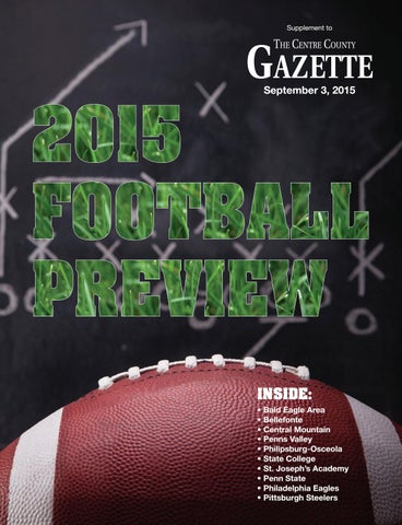 7c9b177b0 Football 2015 by Indiana Printing   Publishing - issuu