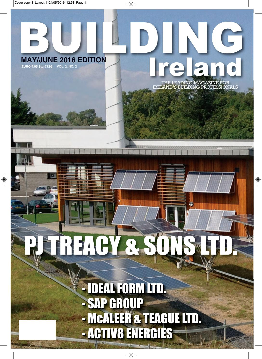 18b1b17fb623 Building Ireland magazine May June 2016 by Lynn Group Media - issuu