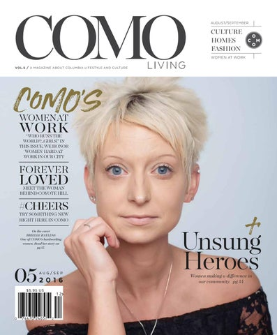 51698a97ba7 COMO Living Magazine - August/September 2016 by Business Times ...