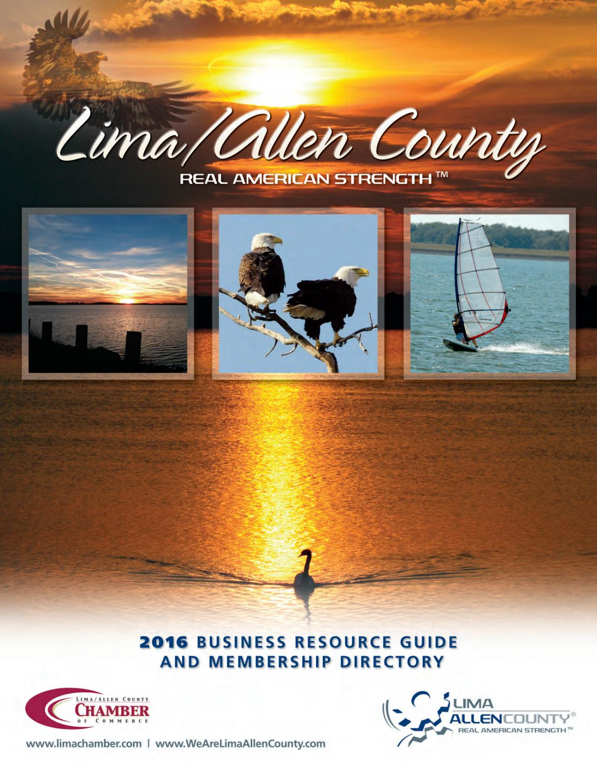 Lima/Allen County Chamber Profile by Town Square Publications, LLC ...