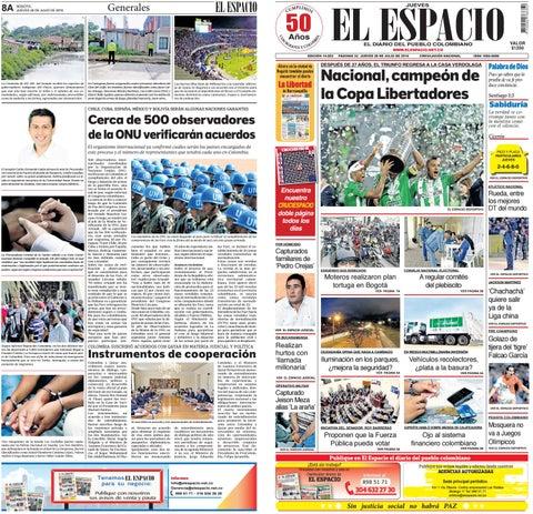 7727e04a1b DIARIO EL ESPACIO by DIARIO EL ESPACIO - issuu