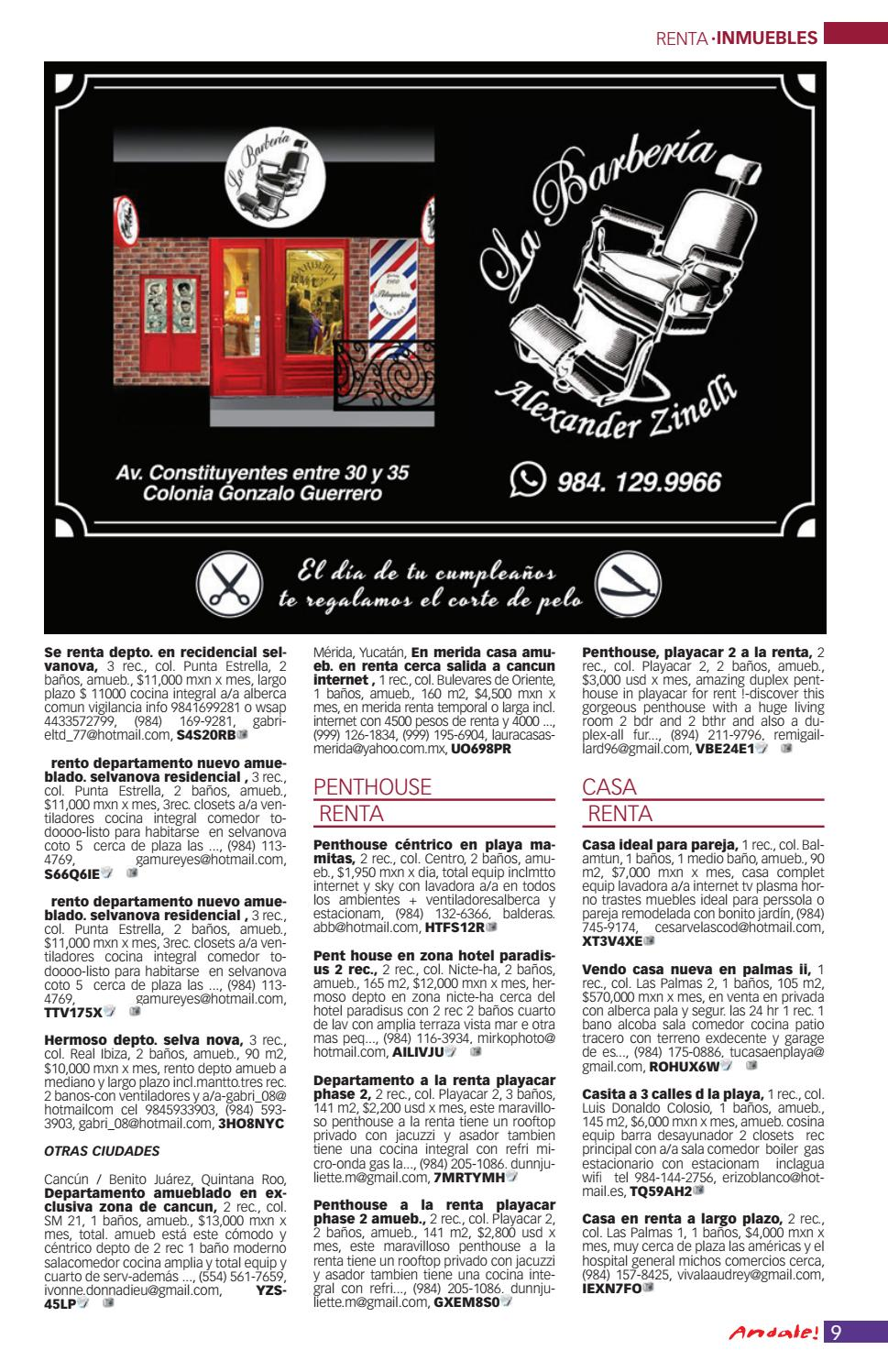 Revista Ándale! #286 by Andale Revista - issuu