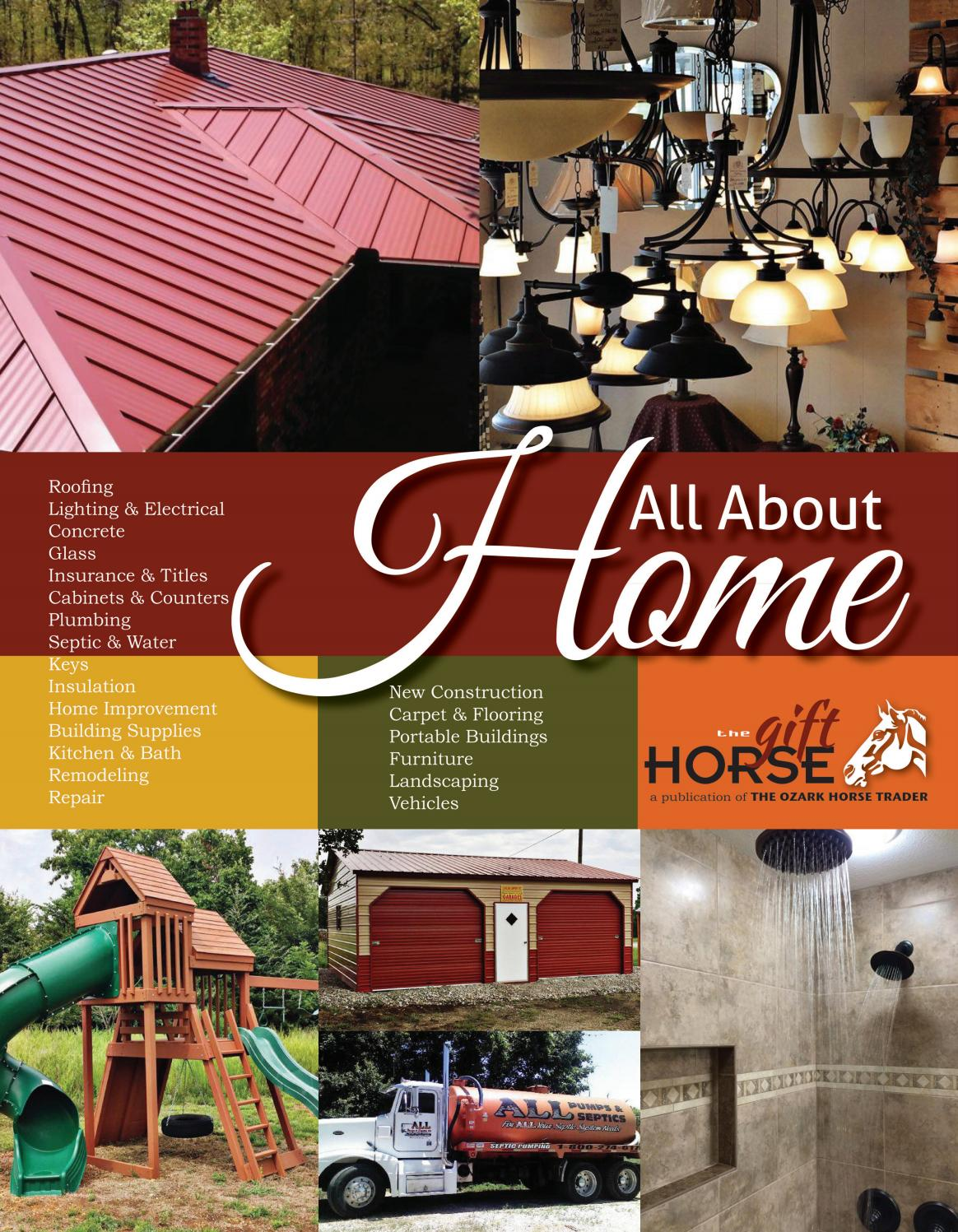 July 2016 Gift Horse By Ozark Horse Trader   Issuu