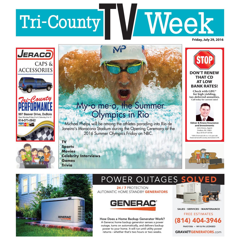 Homemade Porn Shaunie Ann - Duboistv072916 by Tri-County TV Week - issuu