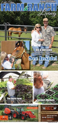 0136078d4d August 2016 Farm and Ranch Living flipbook by Herald Press - issuu