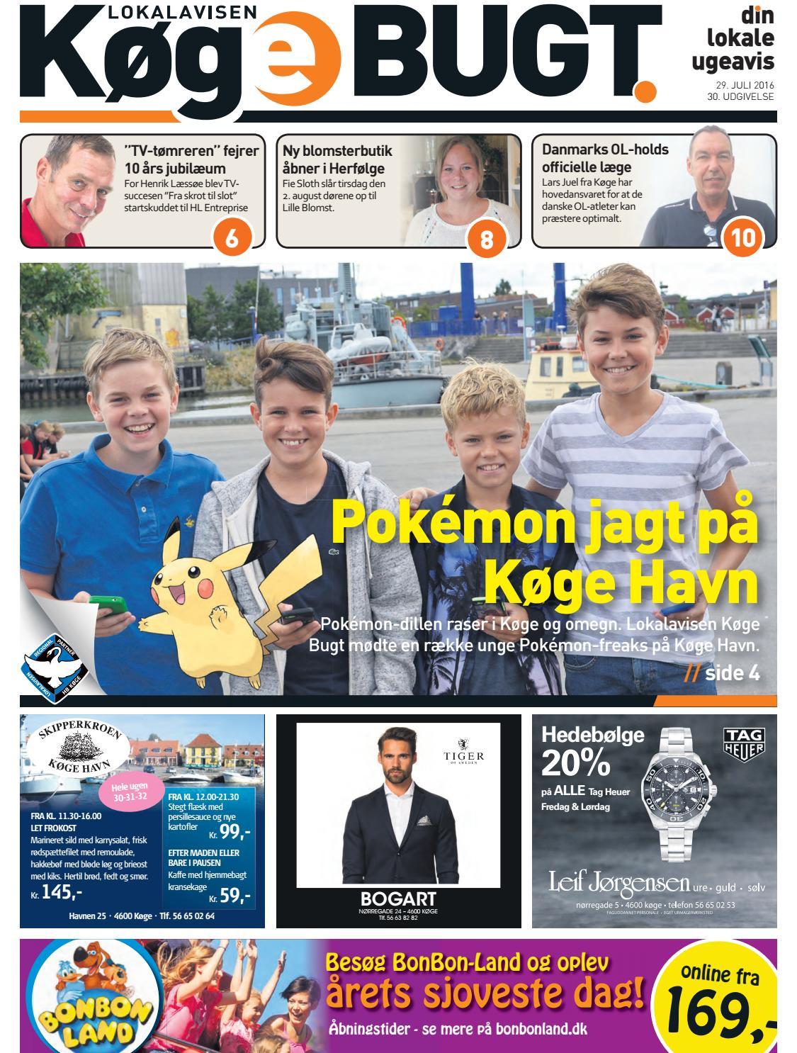 danske sider Køge