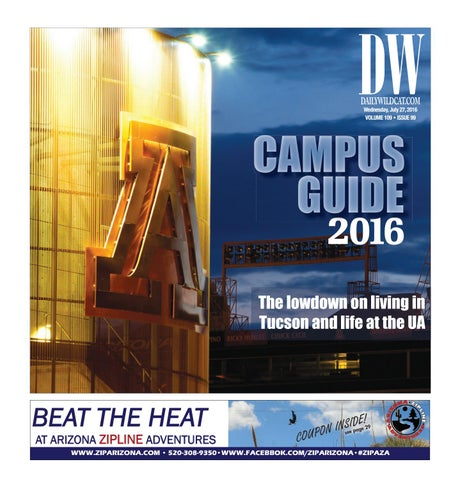 buy online 97184 0b36d Campus Guide 2016 by Arizona Daily Wildcat - issuu