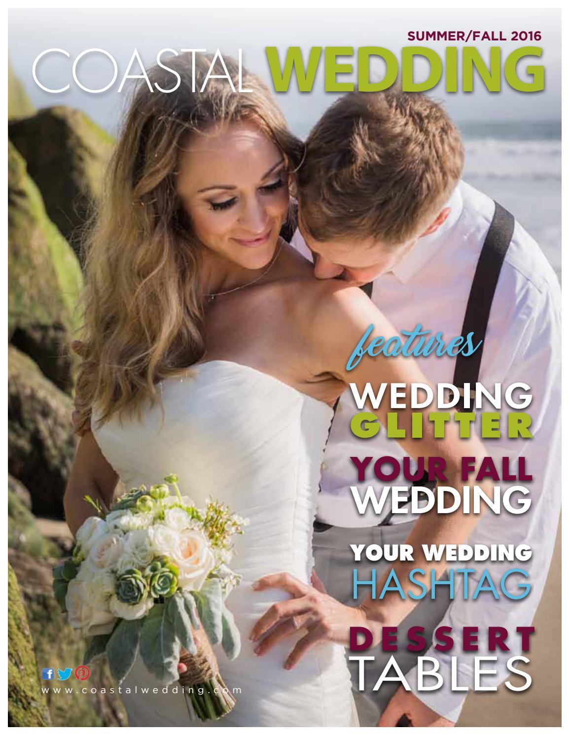 a097262bf9f Coastal Wedding Magazine Summer Fall 2016 by Times Publishing Group ...