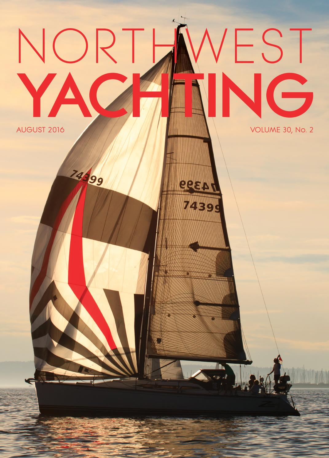 Northwest Yachting August 2016 By Issuu Boat Trailer Wiring Diagrams In Addition Century