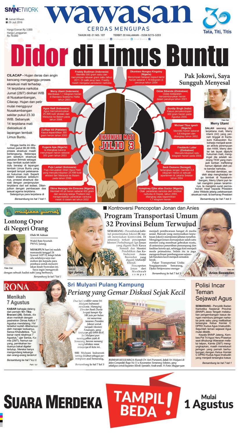 WAWASAN 29 Juli 2016 by KORAN PAGI WAWASAN - issuu 35c94ef3fb