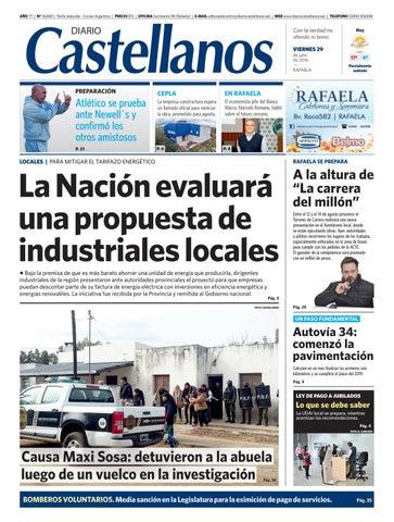 Diario Castellanos 29 07 by Diario Castellanos - issuu e2a917a7a62d6