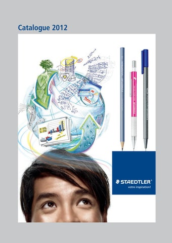 Staedtler Triplus pointe fibre 1.0 mm Ergonomique Triangulaire 20 Couleurs Vives Stylo