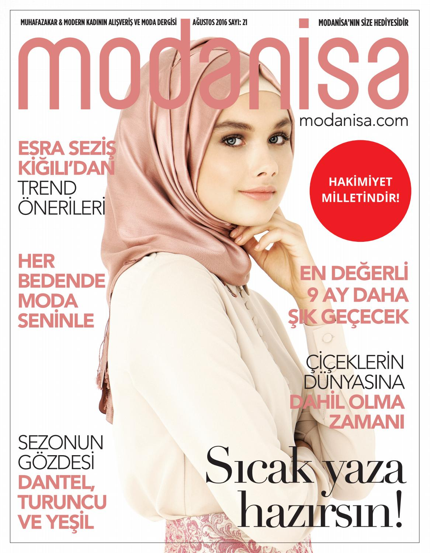 0508e40b52a12 Modanisa Dergi Ağustos 2016 by modanisa - issuu