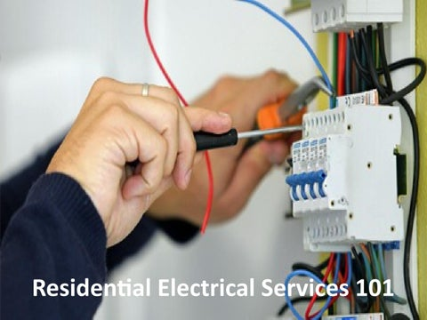 Tremendous Residential Electrical Services 101 By Lora Davis Issuu Wiring 101 Olytiaxxcnl