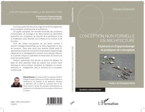 Livre Conception Non Formelle By Daniel Estevez Issuu