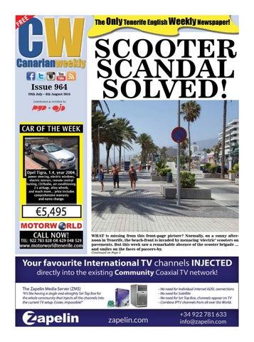 b5a797cd Cw issue 964 by Canarian Weekly - issuu