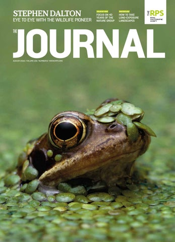 dfa101570e9 The RPS Journal August 2016 by Think Publishing - issuu