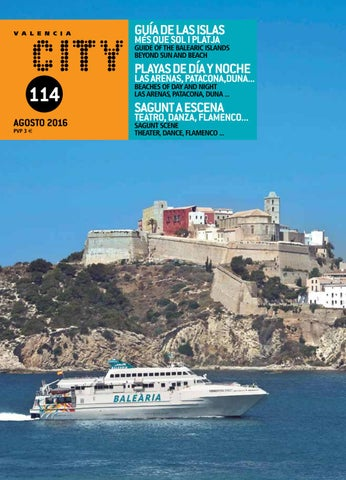 e424f8b521 City agosto 2016(web) by Valencia City - issuu