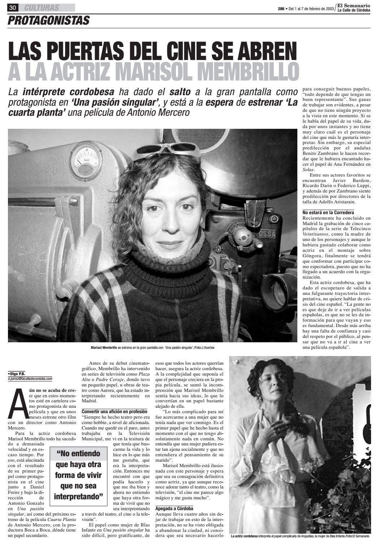 El Semanario La Calle de Córdoba - Nº 286 by El Semanario La ...