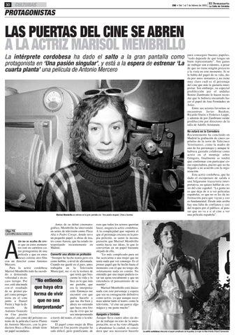 El Semanario La Calle de Córdoba - Nº 286 by El Semanario La Calle ...