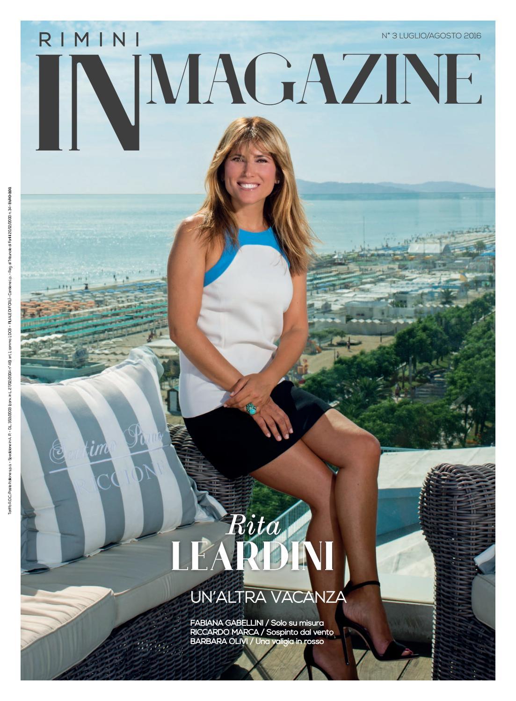 Rimini In Magazine - 03 2016 by Edizioni IN Magazine srl - issuu 142418df533