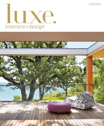 Luxe Magazine September 2016 Chicago by SANDOW® - issuu