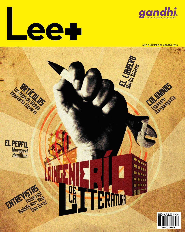 87_Ingeniería_16 by Revista Lee+ de Librerías Gandhi - issuu