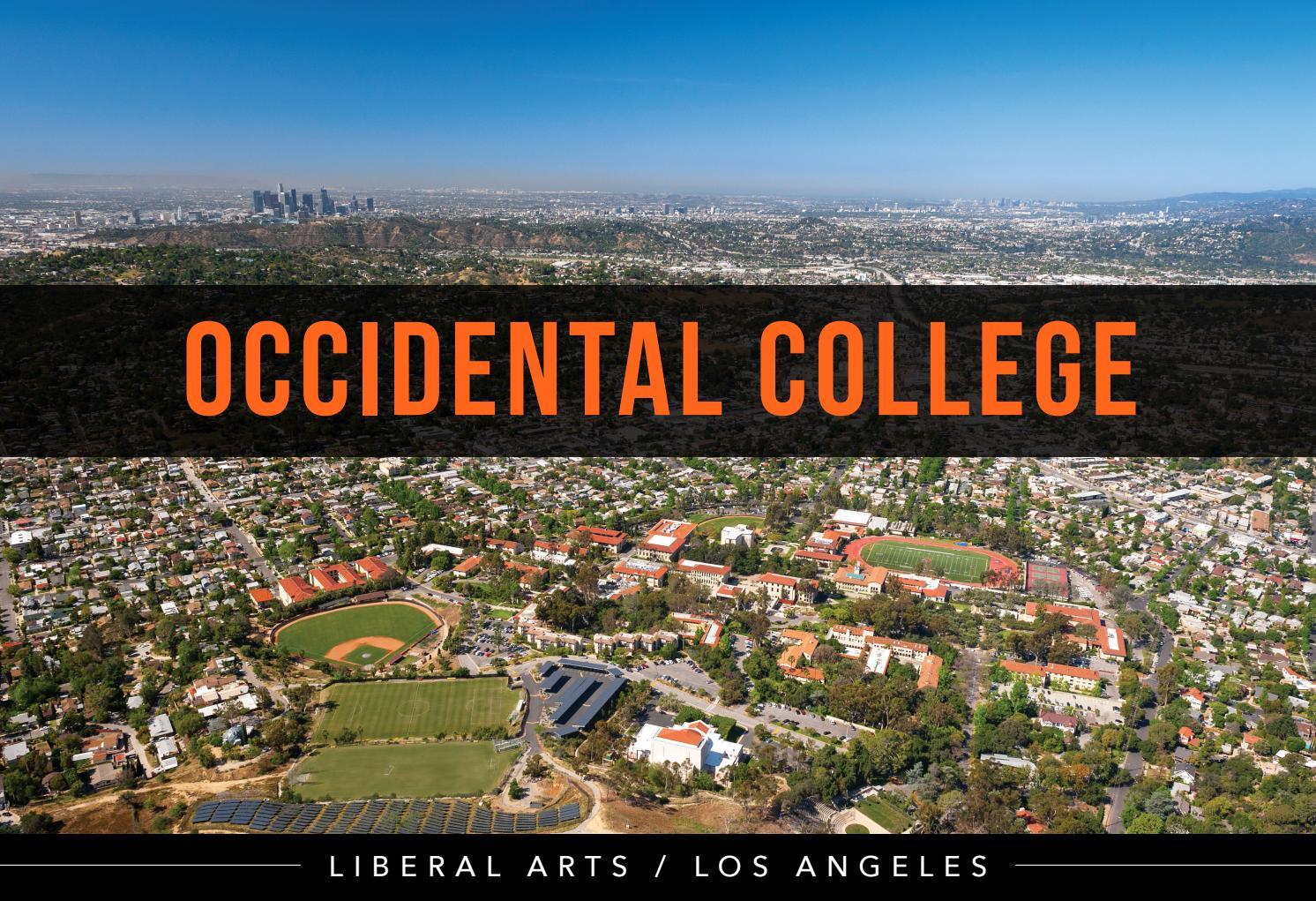 Road Piece Occidental College By Occidental College Issuu