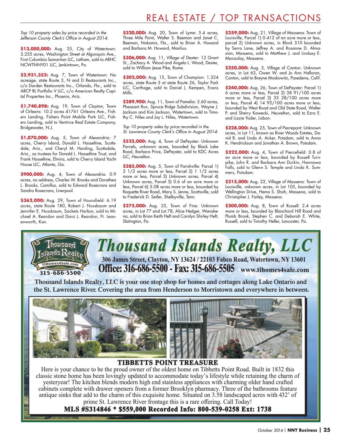 NNY Business October 2014 by NNY Business - issuu