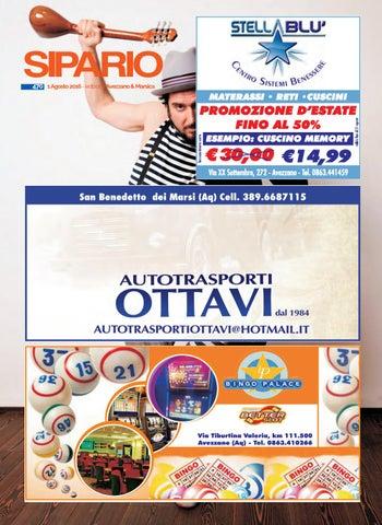 Sipario Avezzano Marsica agosto 2016 by Publipress srl - issuu 598aeb8c5a64
