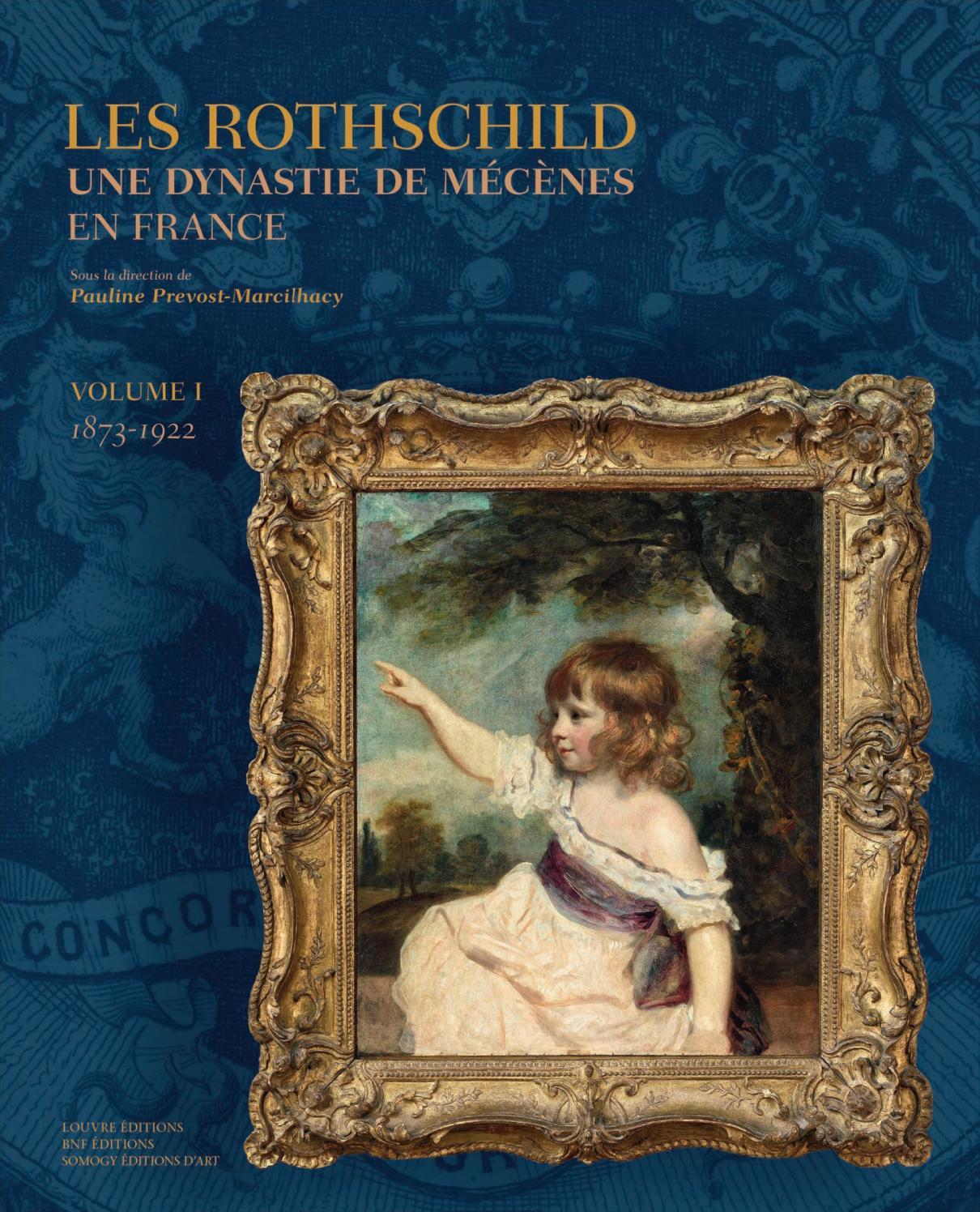 Les Rothschild, une dynastie de mécènes en France (extrait) by Somogy  éditions d'Art - issuu