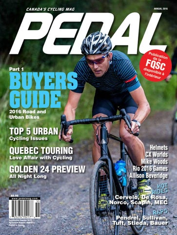 Pedal Annual 2016 by Pedal Magazine - issuu 936ebe339