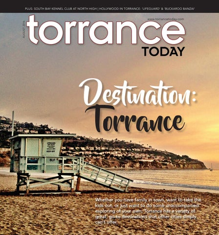 Torrance Today - August 2016