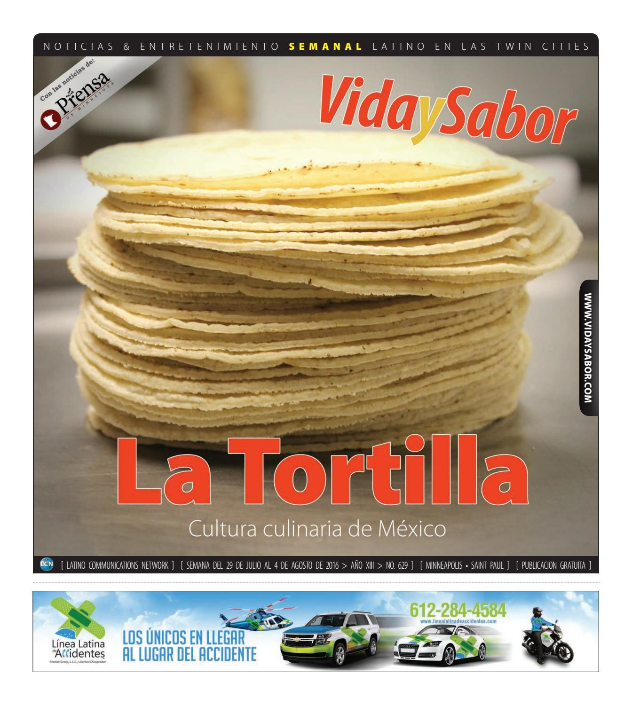 Vida y Sabor 629 by Latino Communications Network LLC - issuu