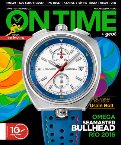 84d4e366b5f On Time Verano 2016 by Geot  Grupo Editorial On Time  - issuu