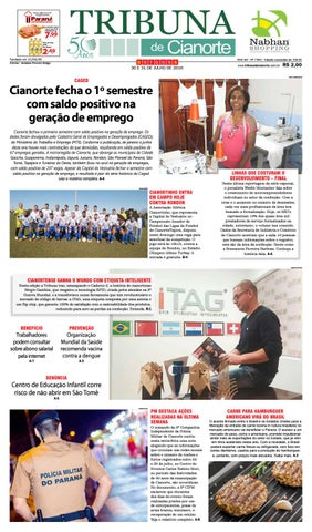 3f88ff9dad 30 e 31 07 2016 by Tribuna de Cianorte - issuu