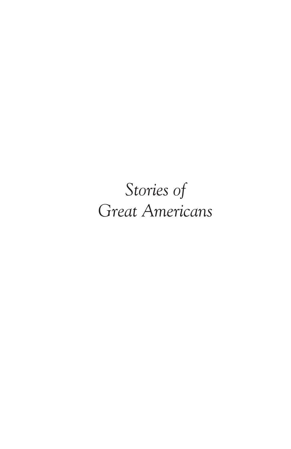 Fabulous Stories Of Great Americans By Libraries Of Hope Issuu Ibusinesslaw Wood Chair Design Ideas Ibusinesslaworg