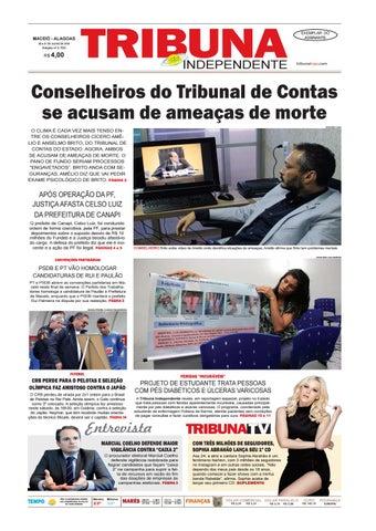 Edição número 2703 - 30 e 31 de julho de 2016 by Tribuna Hoje - issuu 10e3fa3e416