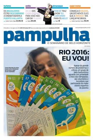 ba86d786b6cec Pampulha - sábado, 30.7.2016 by Tecnologia Sempre Editora - issuu