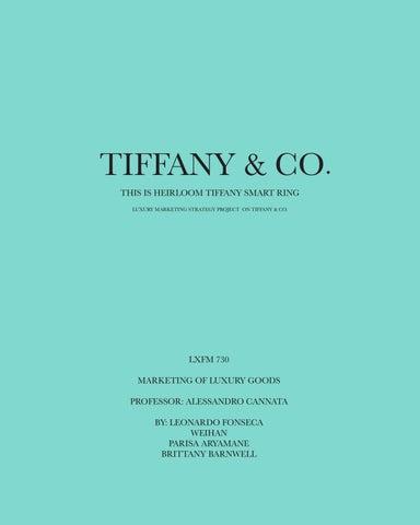 Tiffany & co ohrringe silber
