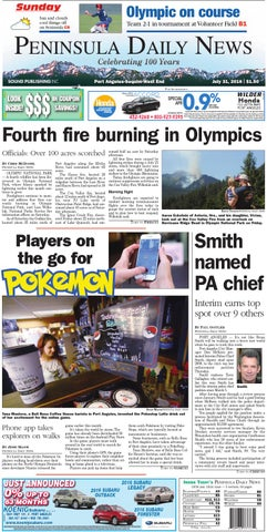 Pdnn20160731c By Peninsula Daily News Sequim Gazette Issuu