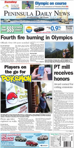 Pdnn20160731j By Peninsula Daily News Sequim Gazette Issuu