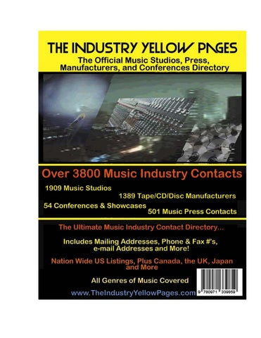 22ca31123a8 Directory3 studios, manufacturers by Stopbeefinradio.com - issuu